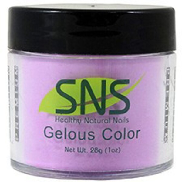 SNS GELous Color Dipping Powder - VIOLET LOVER'S #303 1 oz. (SNS#303)