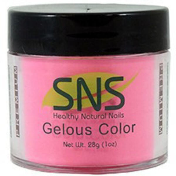 SNS GELous Color Dipping Powder - CAPE COD CORAL #315 1 oz. (SNS#315)