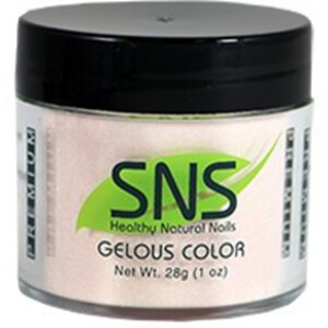 SNS GELous Color Dipping Powder - TWICE SHY #338 1 oz. (SNS#338)