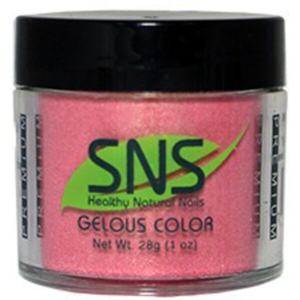 SNS GELous Color Dipping Powder - RED WINE VINEGAR #344 1 oz. (SNS#344)