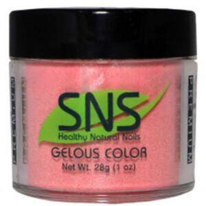SNS GELous Color Dipping Powder - BEAT OF MY HEART #345 1 oz. (SNS#345)