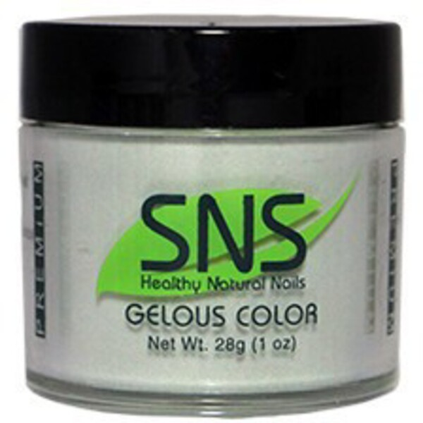 SNS GELous Color Dipping Powder - BEAUTIFUL ILLUSION #350 1 oz. (SNS#350)