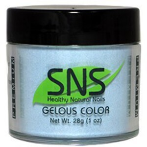 SNS GELous Color Dipping Powder - TIFFANY BLUE #352 1 oz. (SNS#352)