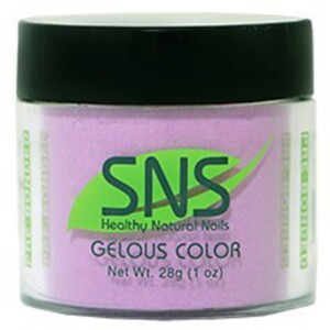 SNS GELous Color Dipping Powder - ENCHANTING HOMECOMING #356 1 oz. (SNS#356)
