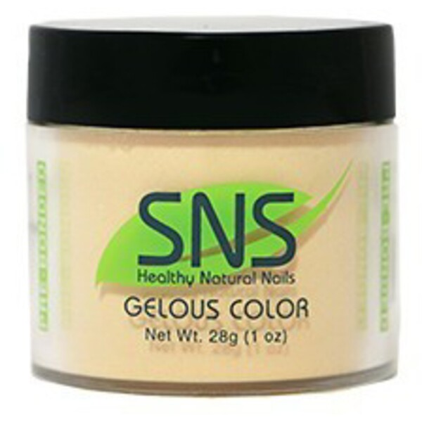SNS GELous Color Dipping Powder - PUMPKIN SPICED #358 1 oz. (SNS#358)