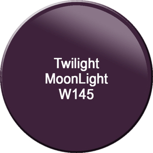 WaveGel Matching Soak Off Gel Polish & Nail Lacquer - Twilight MoonLight 0.5 oz. Each (WG145)