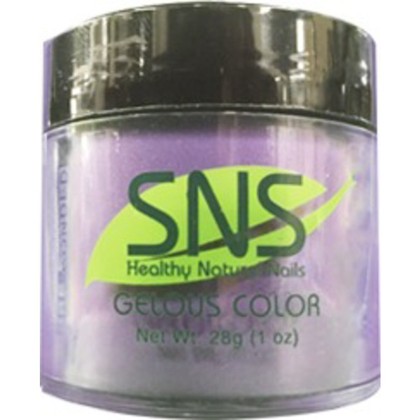 SNS GELous Color Dipping Powder - Matte Collection M4 1 oz. (M4)