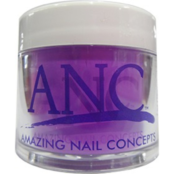 ANC Dip Powder - NEON PURPLE #152 1 oz. - part of the ANC Acrylic Nails Dipping System (ANC#152)