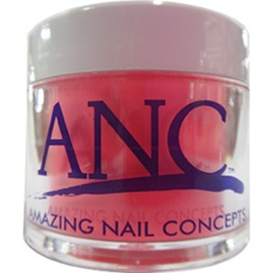 ANC Dip Powder - NEON - PINK ORANGE #151 1 oz. - part of the ANC Acrylic Nails Dipping System (ANC#151)