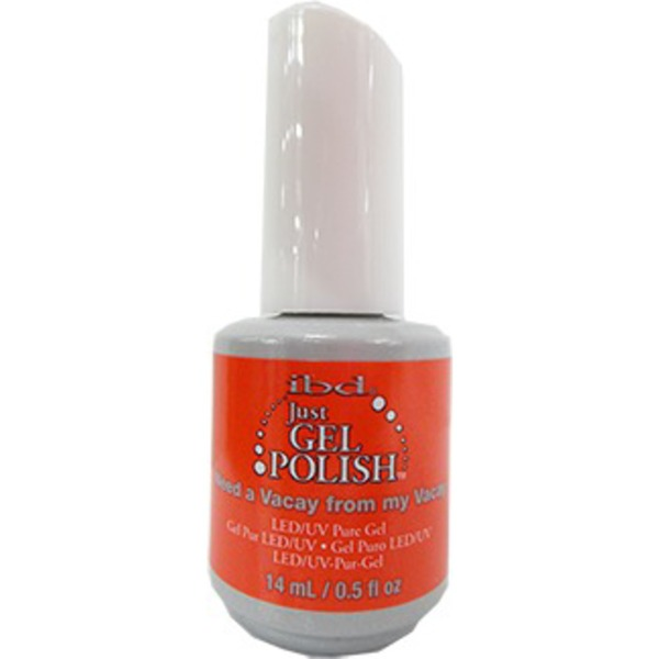 IBD Just Gel Polish - Island of Eden Collection - Need A Vacay From My Vacay 0.5 oz. #65414 (#65414)