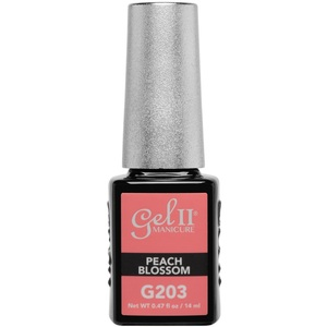 La Palm Gel II - Peach Blossom - Secret Garden Collection No Base Coat Gel Polish - 2 Step System (G203)
