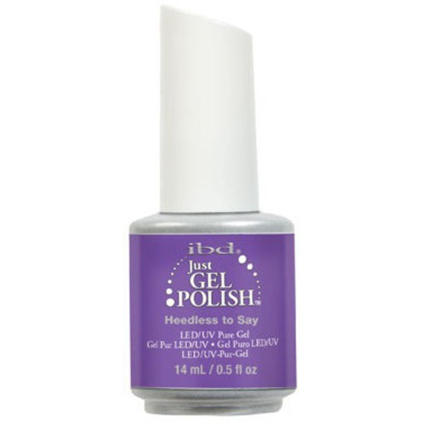 IBD Just Gel Polish - The Dolce Vita Collection - Heedless to Say 0.5 oz. - #57014 (#57014)