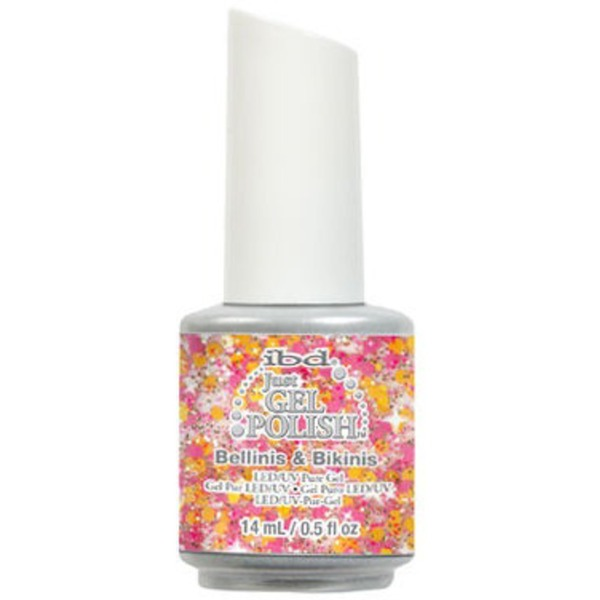 IBD Just Gel Polish - The Dolce Vita Collection - Bellinis & Bikinis 0.5 oz. - #57018 (#57018)