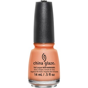 China Glaze Lacquer - Sun of a Peach 0.5 oz. (81318)
