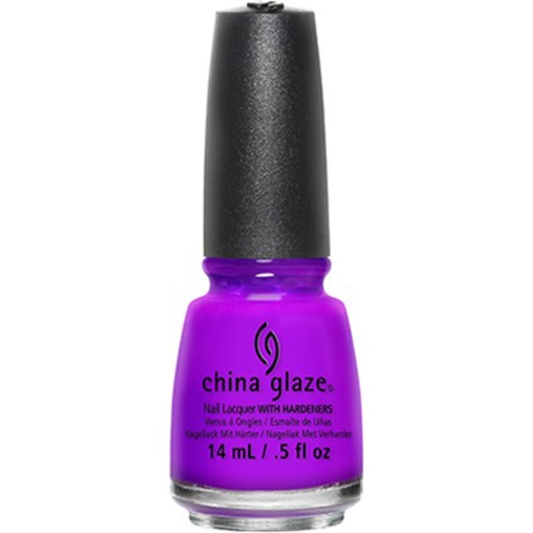 China Glaze Lacquer - That's Shore Bright 0.5 oz. (81322)