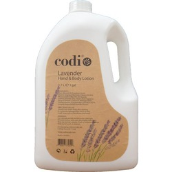 Codi Hand & Body Lotion - Lavender 1 Gallon (638827779542)