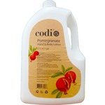 Codi Hand & Body Lotion - Pomegranate 1 Gallon (638827779566)