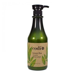 Codi Hand & Body Lotion - Green Tea 25 oz. - 750 mL. (867261000015)