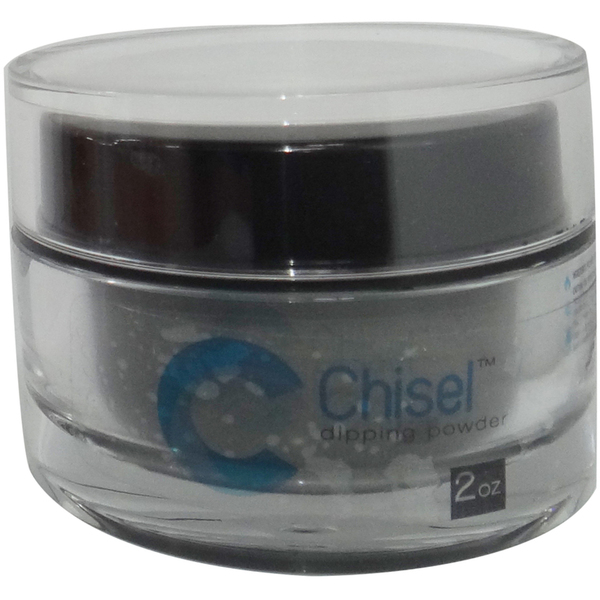 Chisel Dipping Powder - #32 Ebony 2 oz. (cna2032)