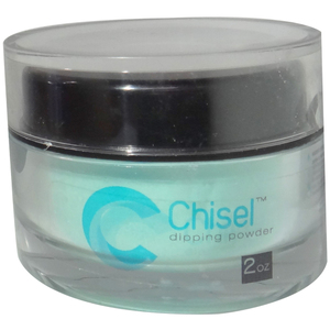 Chisel Dipping Powder - #37 Gem Turquoise 2 oz. (cna2037)
