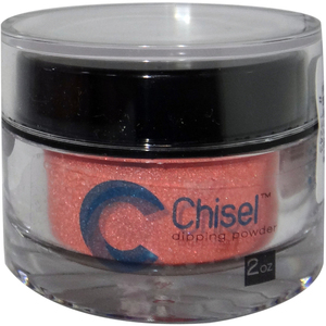 Chisel Dipping Powder - #6 Metallic Painted Leather 2 oz. (cna2506)
