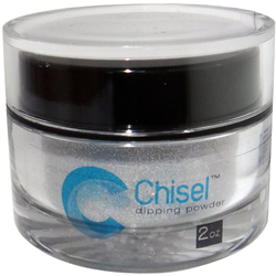 Chisel Dipping Powder - G58 with Rainbow Glitter 2 oz. (cna2658)