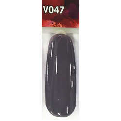 Veniiz Duo - Soak-Off Gel Polish + Matching Lacquer - REFINE - V047 0.5 oz. Each (V047)