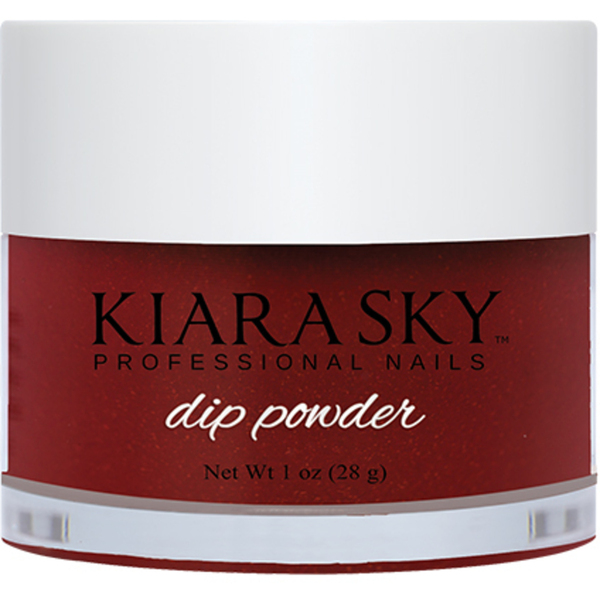 Kiara Sky Dip Powder - LET'S GET REDICULOUS - D480 1 oz. (D480)