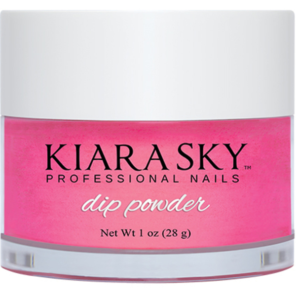 Kiara Sky Dip Powder - PINK UP THE PACE - D451 1 oz. (D451)