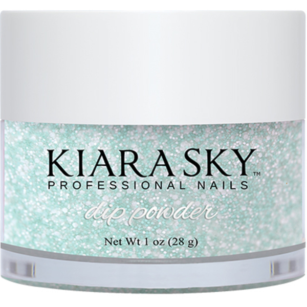 Kiara Sky Dip Powder - YOUR MAJESTY (GLITTER) - D500 1 oz. (D500)