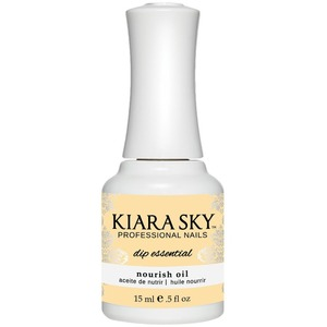 Kiara Sky Dip Powder System Essential - DIP NOURISH OIL 0.5 oz. (KSDNO01)