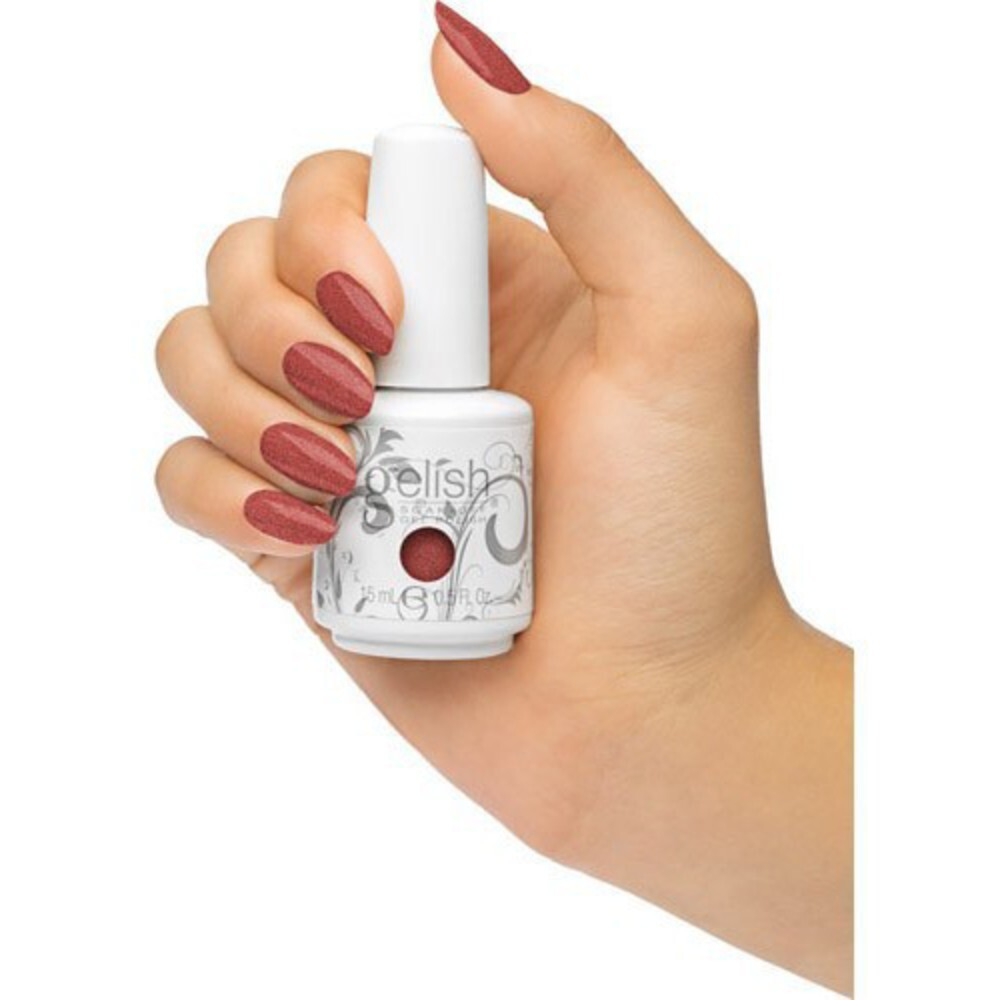 Queen Gel Nail Polish: Gelish Soak Off Gel Polish