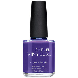 CND Vinylux - Spring 2017 New Wave Collection - Video Violet 0.5 oz. - 7 Day Air Dry Nail Polish (767137)