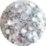 SNS GELous Color Dipping Powder - GLITTER COLLECTION - GL 06 1 oz. (SNS#GL06)