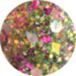 SNS GELous Color Dipping Powder - GLITTER COLLECTION - GL 23 1 oz. (SNS#GL23)
