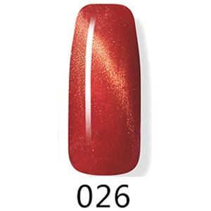 Cateye 3D Gel Polish 0.5 oz. - Color #026 (#026)