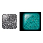 Glam and Glits Acrylic Dip Powder 1 oz. - GLOW IN THE DARK COLLECTION - MAGNA (GLITTER) (GL2024)