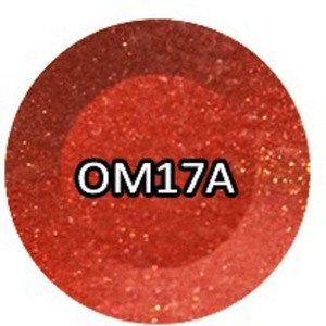 Chisel 2-in-1 Acrylic & Dipping Powder - Ombré A Collection - OM17A 2 oz. (OM17A)