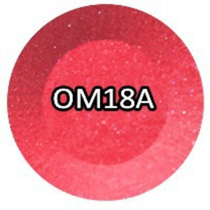 Chisel 2-in-1 Acrylic & Dipping Powder - Ombré A Collection - OM18A 2 oz. (OM18A)