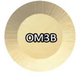 Chisel 2-in-1 Acrylic & Dipping Powder - Ombré B Collection - OM3B 2 oz. (OM3B)