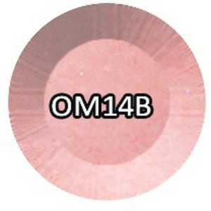 Chisel 2-in-1 Acrylic & Dipping Powder - Ombré B Collection - OM14B 2 oz. (OM14B)