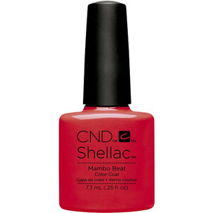 CND Shellac - Summer 2017 Rhythm & Heat Collection - Mambo Beat 0.25 oz. - The 14 Day Manicure is Here! (768795)