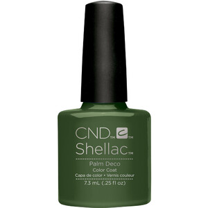 CND Shellac - Summer 2017 Rhythm & Heat Collection - Palm Deco 0.25 oz. - The 14 Day Manicure is Here! (768797)