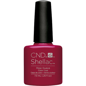 CND Shellac - Summer 2017 Rhythm & Heat Collection - Ripe Guava 0.25 oz. - The 14 Day Manicure is Here! (768799)