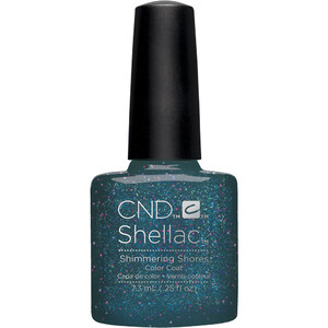 CND Shellac - Summer 2017 Rhythm & Heat Collection - Shimmering Shores 0.25 oz. - The 14 Day Manicure is Here! (768798)