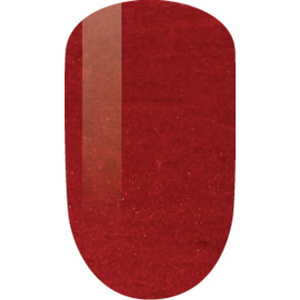 PERFECT MATCH - Soak Off Gel Polish + Lacquer - Lush Reds Collection - CHERRY BOMB (PMS190 - DW190)