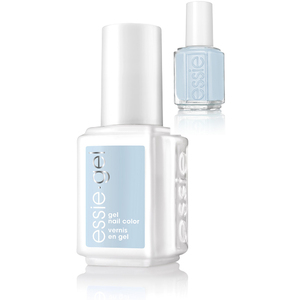 Essie Gel & Essie Lacquer Duo - Summer 2017 Collection - BLUE-LA-LA - 1 Gel Nail Color + 1 Enamel Nail Color (#1055G - #1055)