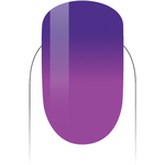 LeChat Mood Color Changing Gel Polish - ROYAL ORCHID 0.5 oz. - 15 mL. (MPMG54)