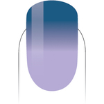 LeChat Mood Color Changing Gel Polish - BLUE HAVEN 0.5 oz. - 15 mL. (MPMG60)