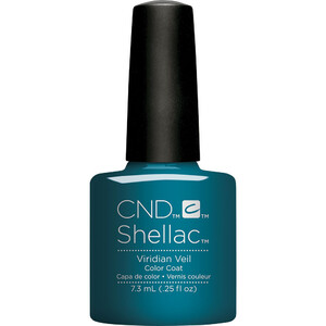 CND Shellac - Fall 2017 NightSpell Collection - Viridian Veil 0.25 oz. - The 14 Day Manicure is Here! (768790)
